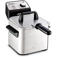 Moulinex Compact Pro AM322070 - Freidora clásica (1700 W, 2 niveles de cocción,