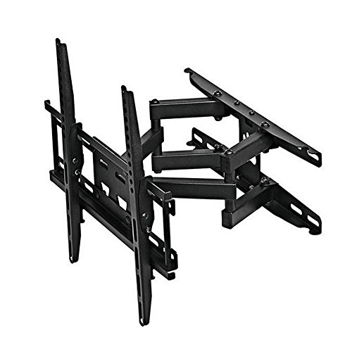 hansee de TV de pared, 20 – 55 pulgadas Full Motion TV Soporte para Universal...
