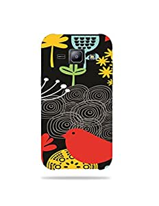 alDivo Premium Quality Printed Mobile Back Cover For Samsung Galaxy J1 / Samsung Galaxy J1 Printed Mobile Case (XT-037Q-3D-B8-SGJ1)