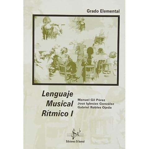 Lenguaje musical ritmico 1