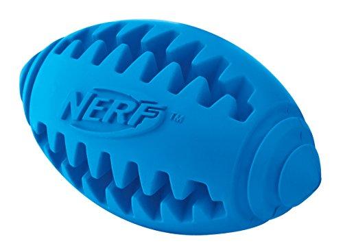 Nerf Dog Tether Football: 10,2 cm, Farblich sortiert