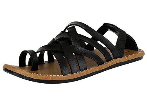 0f6eb142829aa8 9% OFF on Kraasa Men s Outdoor Sandals on Amazon