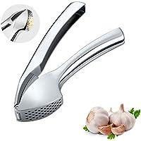 FREETOO Prensa de ajo Prensa profesional de ajo Práctico Sólido - Fácil limpieza para la cocina