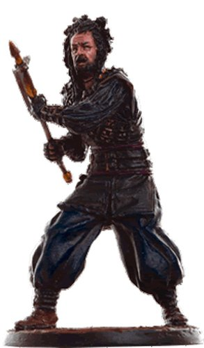Lord of the Rings Señor de los Anillos Figurine Collection Nº 179 Corsair Pirate 1