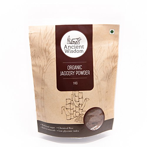 Ancient Wisdom Organic Jaggery Powder 1 KG