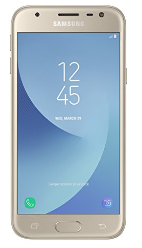 Samsung Galaxy J3 2017 UK SIM-Free Smartphone - Gold