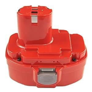[18V/1300mAh/Ni-Cd] Batterie pour Makita 6936FD, 6936FDWDE, BMR100, ML183 (Flashlight), SC190DWDE, UB181D, UB181DZ