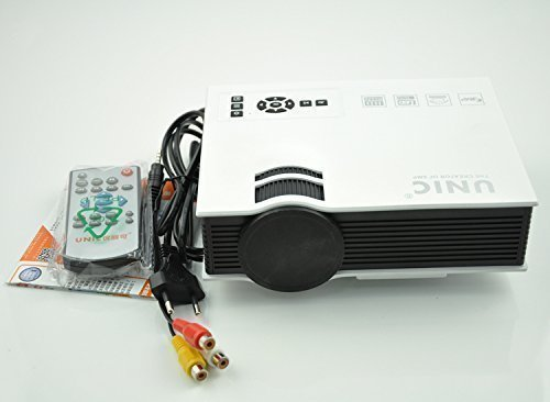 Unic Uc40 Led Home Entertainment Projector