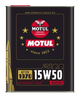 MOTUL Olio Classico 15W502L