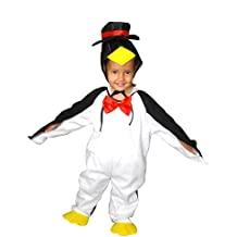 El Carnaval disfraz pingüino bebe 1-2