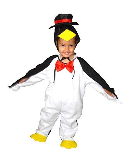 Imagen de el carnaval disfraz pingüino bebe 1 2