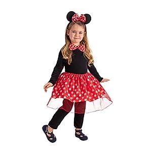 Carnival Toys 03503 - Set de disfraces para niña, multicolor