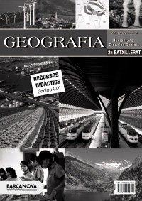 Portada del libro Geografia. Batxillerat. Proposta didàctica (Materials Educatius - Batxillerat - Modalitat Humanitats I Ciències Socials)
