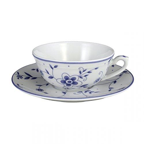 Königlich Tettau Worpswede Greetsiel Teetasse mit Untere 0,12 l