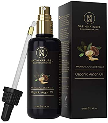 SatinNaturel Bio Arganöl Vegan