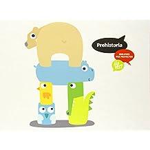 Prehistoria (Infantil 2º Ciclo) (¿Lo ves?) - 9788426391858