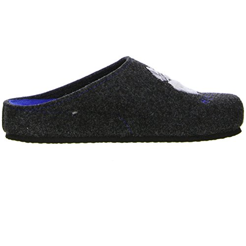 TOFEE  74-01010 Tw Extra 901 Huskys, Chaussons Mules homme Anthracite