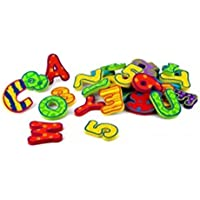 Nuby Bath Letters & Numbers