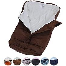 Infantastic – Saco portabebés de poliéster aprox. 120 x 50 cm – diferentes diseños y colores a elegir