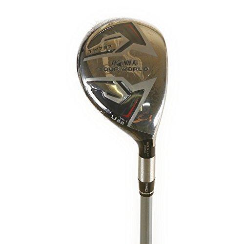Honma Golf Japan Tour World TW737 UT Vizard INU65 U22 Flex: SR (englischsprachig) (evtl. Nicht in Deutscher Sprache)