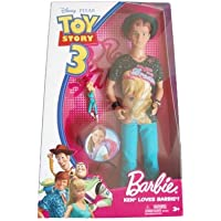 Toy Story 3 Ken Loves Barbie Doll