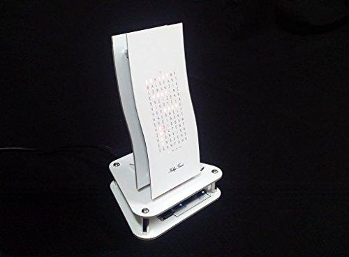 """Preisvergleich Produktbild Wortuhr Mini Wave - Bausatz - """"Weisser Riese"""""""