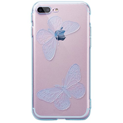 custodia iphone 7 farfalle
