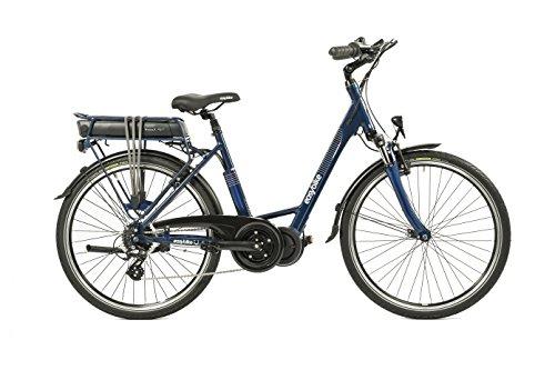 Easybike Velo Electrique Easymax M16-D8 Bleu...