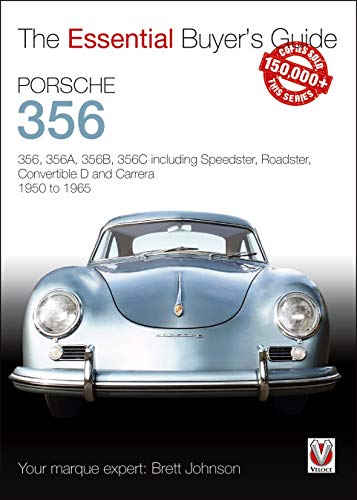 Porsche 356 Essential Buyers Guide