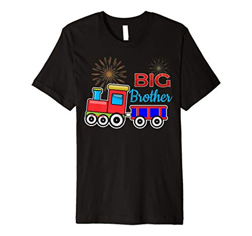 Big Brother Zug T-Shirt Kleinkind/Kleinkind Kids