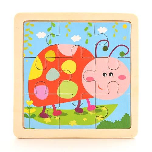 WSJIABIN spielzeug Kinderspielzeug 1 STÜCKE 3D Papier Puzzles für Kinder Kinder Spielzeug für Kinder Baby Spielzeug Pädagogische Puzzles