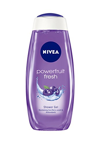 Nivea Powerfruit Fresh Shower Gel , 500 ml  available at amazon for Rs.296