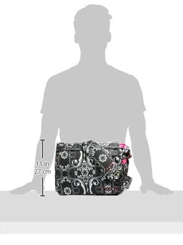Ju Ju Be All Handtasche Stargyle schwarz/weiß