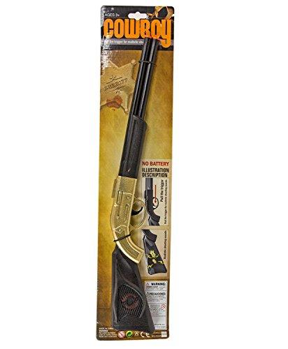 Cowboy Kinder Western Gewehr 50cm Kostüm Waffe Flinte -
