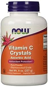 Now Foods, Vitamin C Crystals, 8 oz (227 g)