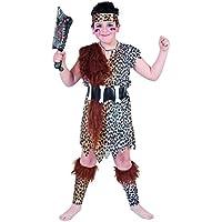Juguetes Fantasia - Disfraz cavernicola niño 7-9 años