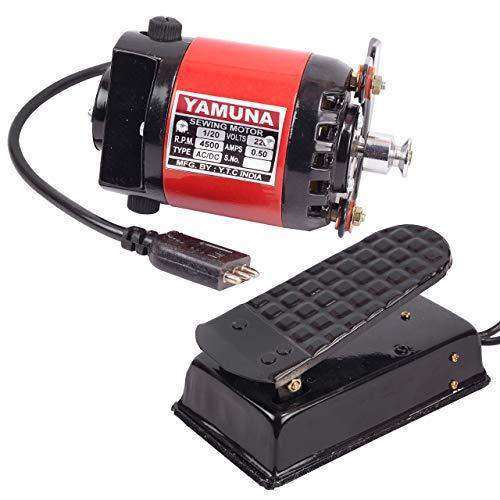 Kohinoor YAMUNA H.P-1/12 Mini Electric Sewing Machine Motor Copper Winding...