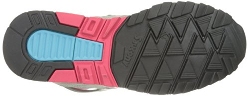 Saucony Grid SD Hommes Sneaker rouge S70217-2 Light Tan