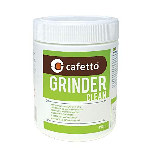 Cafetto Grinder Clean Reiniger für Kaffeemühlen 450g, rein organisch -