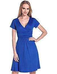 Glamour Empire Flattering Dress 108 - Patineuse - Femme