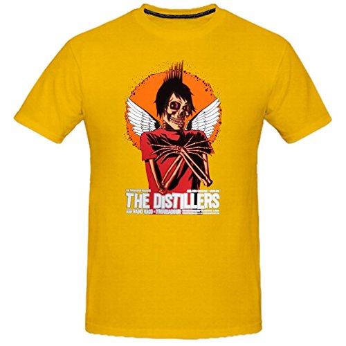 Kerner Men's The Distillers Punk T-shirt