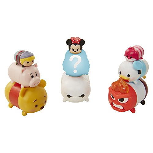 TSUM TSUM Disney 9 Pack Figures Series 3 Style #1