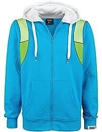 1f87a6fa04 Adventure Time Finn Hooded zip blue-white M