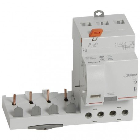 LEGRAND MAGNET /DIF INDUSTRIA 410511 - B D A  DX3  4/40/300 AC