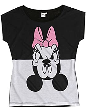 Disney Daisy Mujeres Camiseta manga corta 2016 Collection - Negro