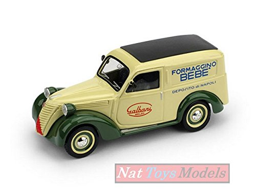 brumm-bm0554c-fiat-1100-furgone-1950-formaggino-bebe-galbani-143-die-cast