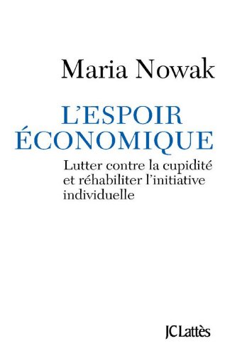 L'espoir économique (Essais et docu...