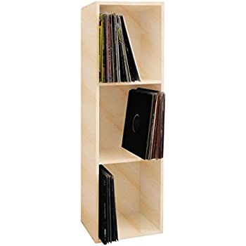 VCM Regal Schallplatten Standregal Bücherregal Universal Archiv LP ...