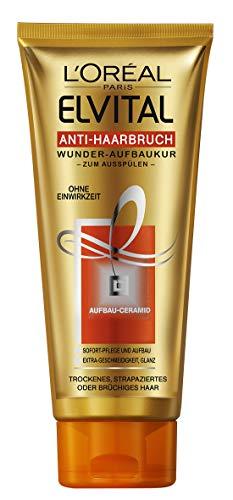 L\'Oréal Paris Elvital Anti-Haarbruch Aufbaukur, 200 ml
