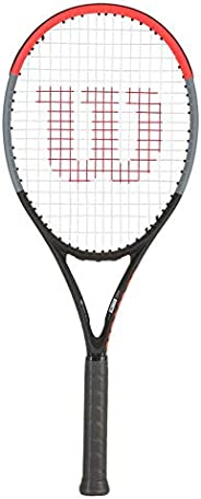 Wilson Unisex Adult 2-WR008711U1 Clash 00l Frame - Black/Red/Grey, Grip 1